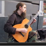 The Best Guitar Player in the World…you'll want to share Mariusz Goli with your friends